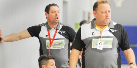 Interview mit unserem Trainer der 1. Herren Handball Thorsten Stephan