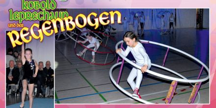 """Youngsters in Motion"" beim TuS Bommern am 26.11.2016"
